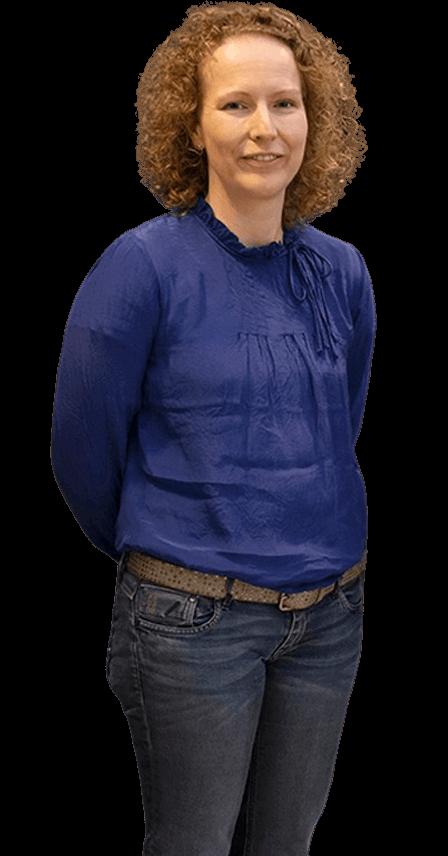 Cecile van der Hulst, Personalleiterin beim Sage People Kunde Expereo
