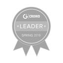 G2 Crowd Leader 2018 Awards logo