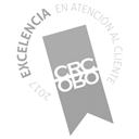 Logotipo de premios de excelencia en atención al cliente