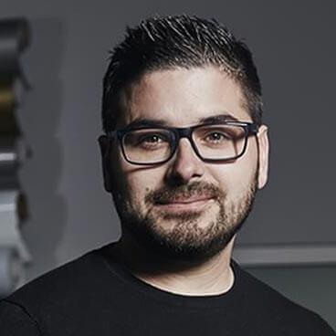 Antoine Pineau Fondateur de Pixocolor